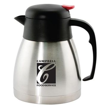 34-oz. (1-Liter) Stainless Steel Vacuum Carafe