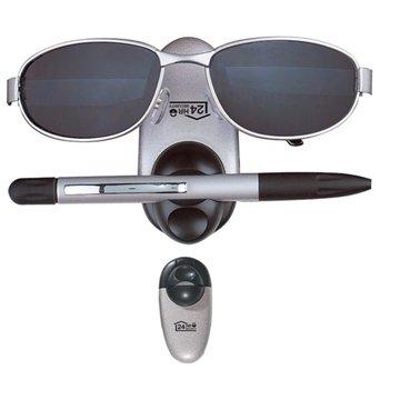 Dual Visor Clip