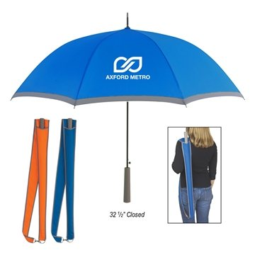 46'' Arc Two-Tone Umbrella