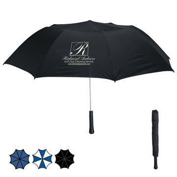 56'' Arc Giant Telescopic Folding Umbrella