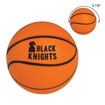 Basketball Shape Stress Reliever - Stress Relievers
