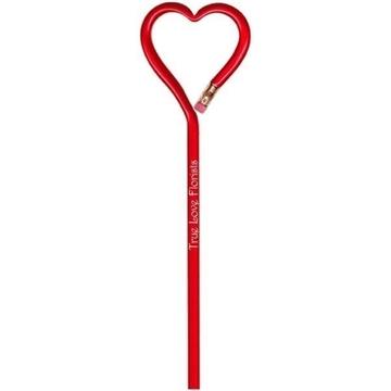 Heart / Royal - Shape (pencils)