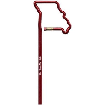 Missouri - Shape (pencils)