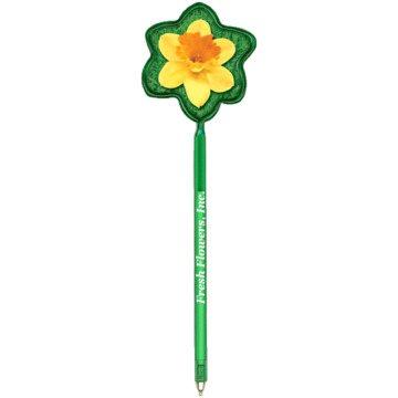 Promotional flower-billboard-inkbend-standard-shaped-pens