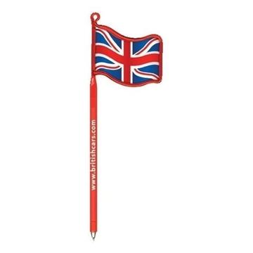 Promotional United Kingdom / British Flag - Billboard(TM) InkBend Standard(TM)