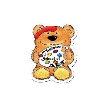 Promotional Artist Bear - Design - A - Bear(TM)