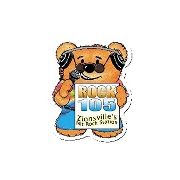 Promotional Dj Bear Design - A - Bear Magnet