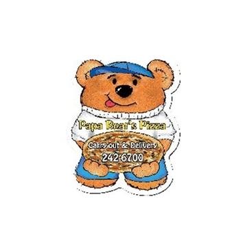 Promotional Pizza Bear - Design - A - Bear(TM)