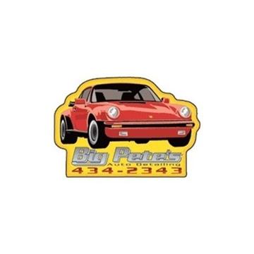 Promotional Car - Die Cut Magnets