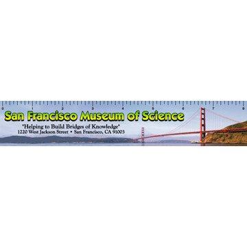 Promotional Bridge - Ruler Magnets