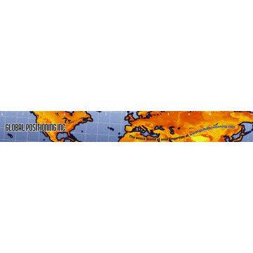 Globe - Ruler Magnets