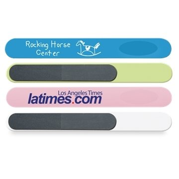 Promotional File Away Emery Board