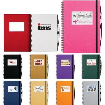 Frame Rectangle Large Hardcover JournalBook