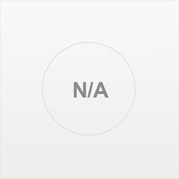 Polyester PVC Free Black Latitudes Foldaway Tote Bag 16'' X 15''