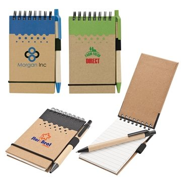 Chou - Mini Jotter & Pen