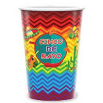 Promotional 20 oz reusable white plastic cup