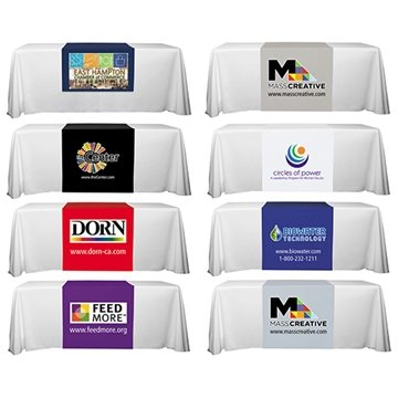 90'' L Table Runners (PhotoImage 4 Color)