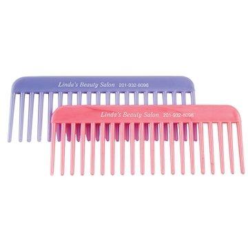 Promotional Volumizer Salon Comb