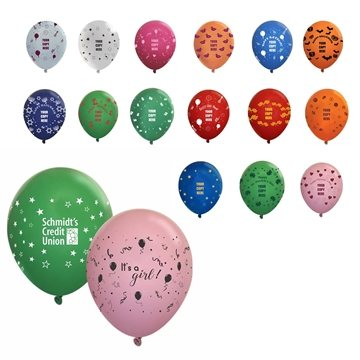 Promotional 11 Wrap - Standard Balloon