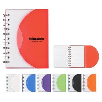 Custom Mini Spiral Notebook