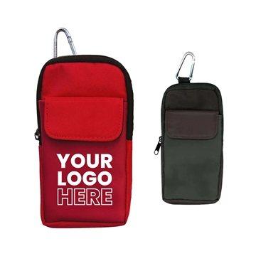 Icase Media Pocket For Eyeglasses & Cellphone