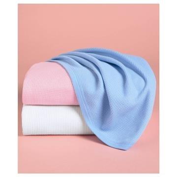 Promotional Rabbit Skins Infant Thermal Blanket