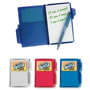 Promotional Notebook W / Pen