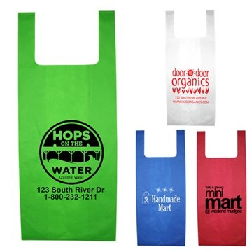 40GSM Non-Woven Everyday Grocery Shopping Tote Bag