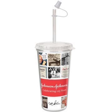Take Out Tumbler (Full Color)