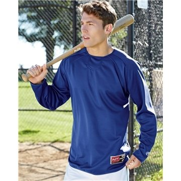Promotional Rawlings - Long Sleeve Fleece Pullover
