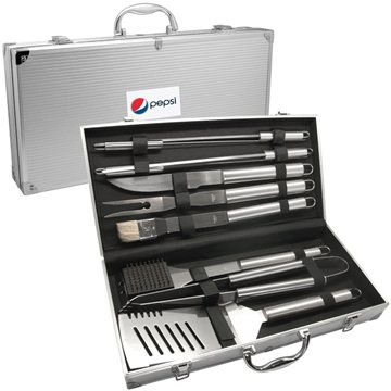 Promotional deluxe-10-pc-bbq-tool-set