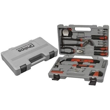 40-Piece Tool Set with Compact Carrying Case