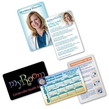 USA Calendar, Pharma & Health VIP Cards