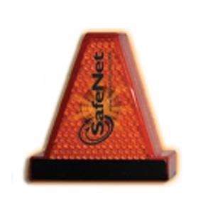 Promotional safety-cone-light-up-safety-reflectors