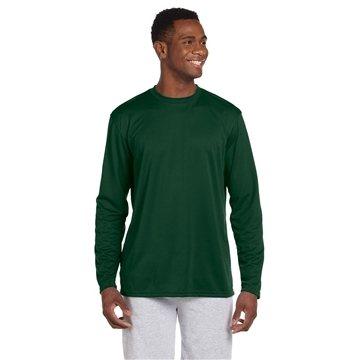 Promotional Harriton 4.2 oz Athletic Sport Long - Sleeve T - Shirt