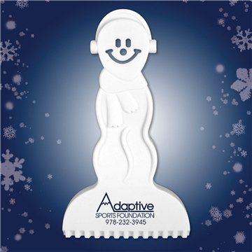 Snowman Ice Scraper