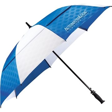 64'' Slazenger™ Champions Vented Auto Golf Umbrella