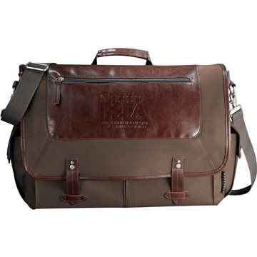 Field & Co. Compu-Messenger Bag