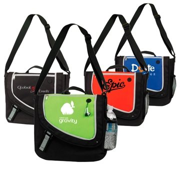 San Antonio Messenger Bag