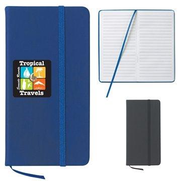 3 ½'' X 6 ½'' Journal Notebook