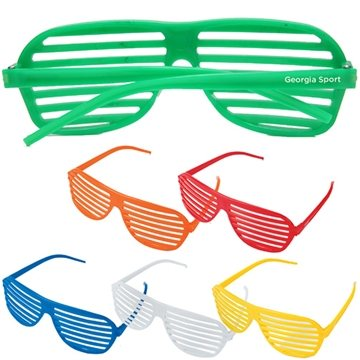Promotional Slotted Sunglasses