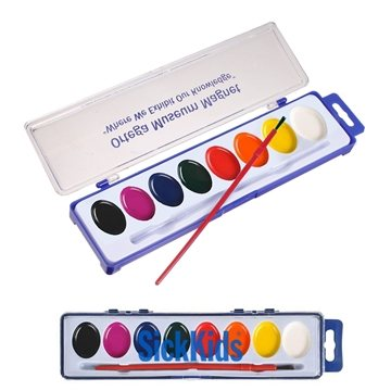 Promotional watercolor-paint-set