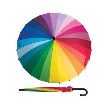 MoMA Color Spectrum Umbrella Stick
