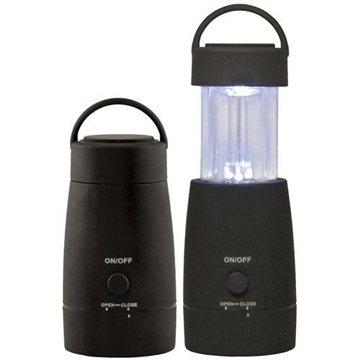Promotional 14 LED Multi - Function Mini Lantern with Flashlight