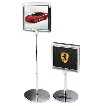 Promotional Solar Flashing Desk Top Billboard