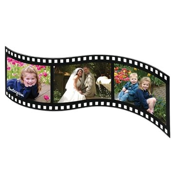 Promotional acrylic-film-picture-frame