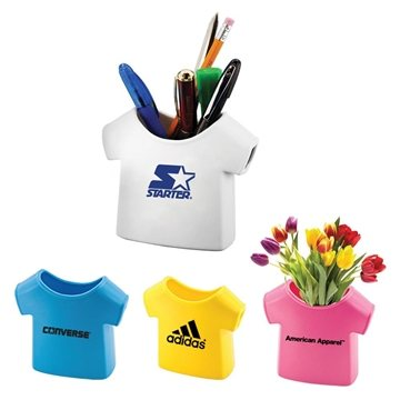 Promotional T - Shirt Pen Holder