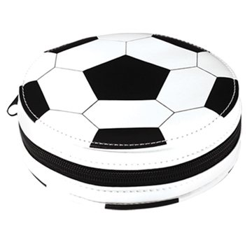 Promotional sports-cd-storage-soccer