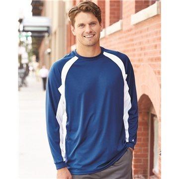 Badger - B-Dry Hook Long Sleeve T-Shirt