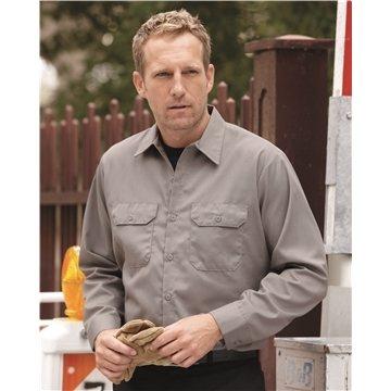 Promotional Red Kap Utility Long Sleeve Work Shirt